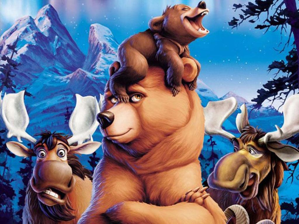 """Joaquin Phoenix defende ursos que inspiraram filme """"Irmão Urso"""""""