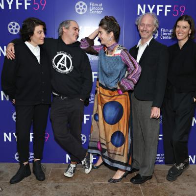 Fotos e Vídeo: C'mon C'mon no Festival de Cinema de NY!